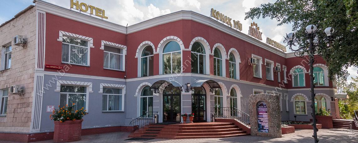 Сауна гостиничного комплекса «Гермес»