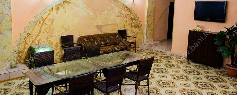 Сауна «Тропикана» в комплексе Cairo – фото 6
