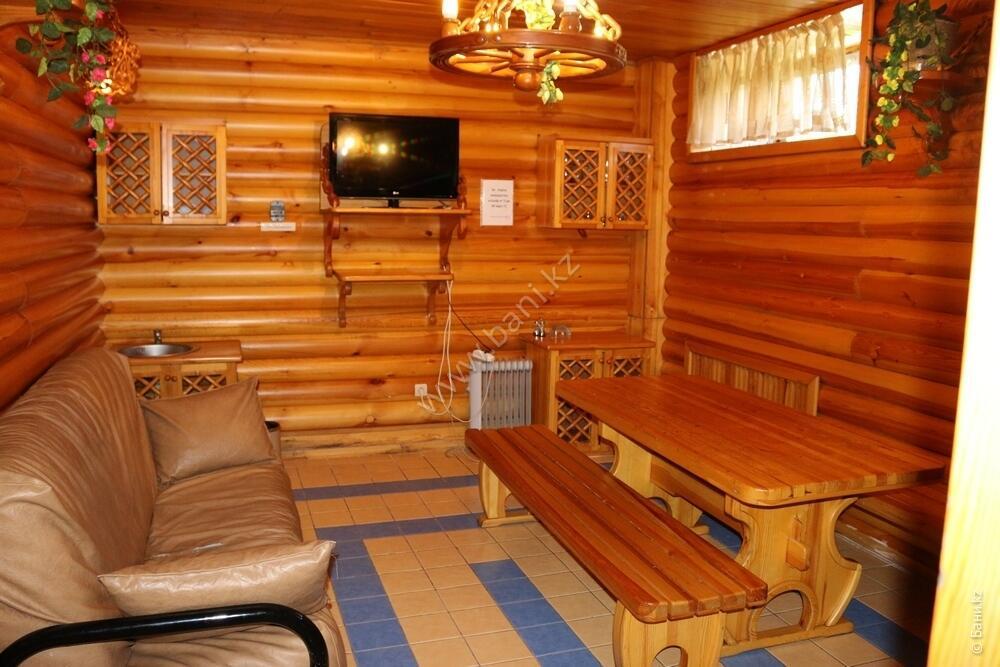 Финская баня «Gold star» – Фото сауны