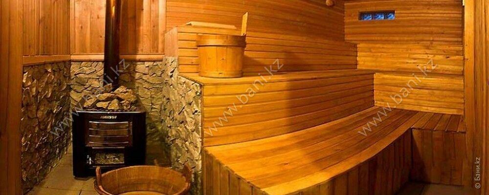 Финская баня в комплексе «Булгарские бани»