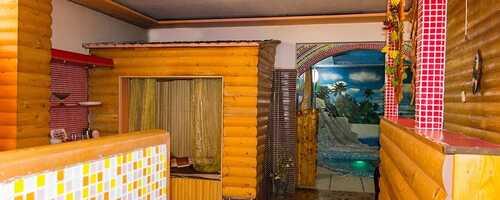 Сауна с бассейном в комплексе «Агидель» – фото 4
