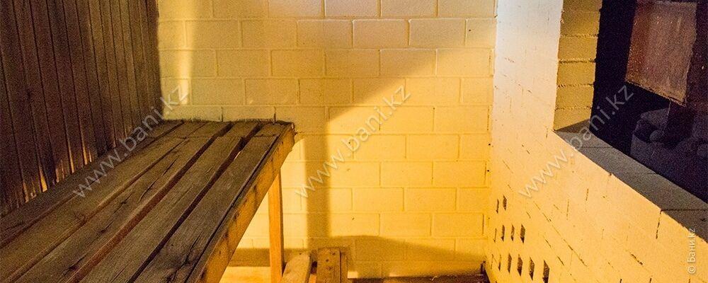Общая баня в комплексе «Агидель» – фото 7