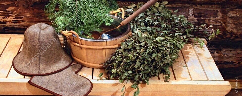 Русская баня за 4000 тенге в комплексе «Римские бани» – фото 2