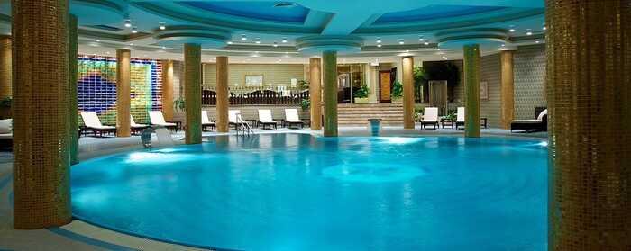 SPA-центр Aquarius в комплексе Royal Tulip Almaty