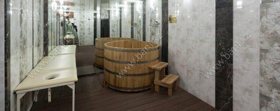 Малая сауна в комплексе Esentai Relax – фото 3