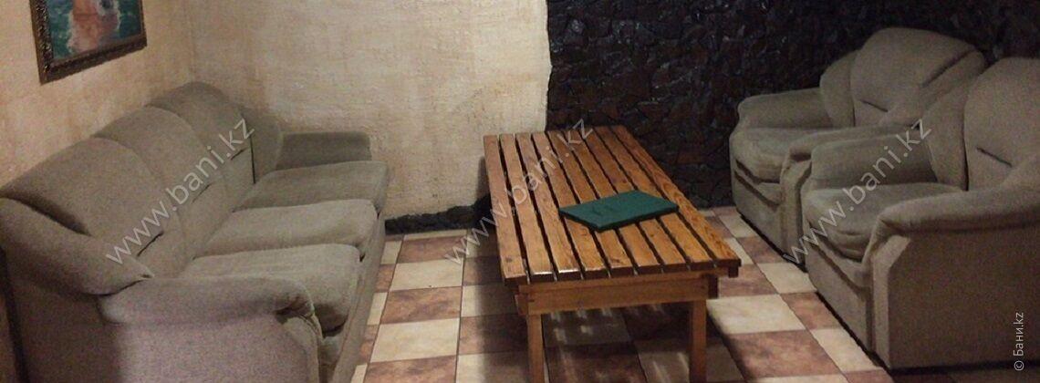 Малая сауна в комплексе «Эдельвейс» – фото 2