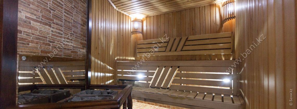 Женская Сауна в комплексе Caesar Club на Айтеке би – фото 5
