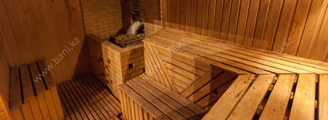 Большая сауна в комплексе «Хуторок» – фото 2