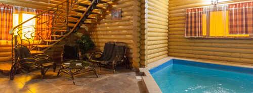Малая баня в комплексе «Хуторок» – фото 4