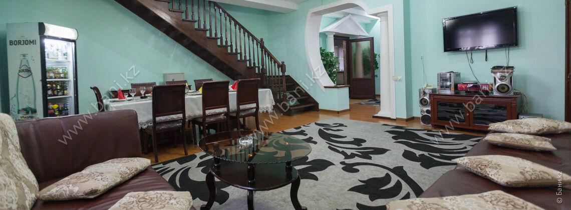 Баня VIP в комплексе «На плодике»