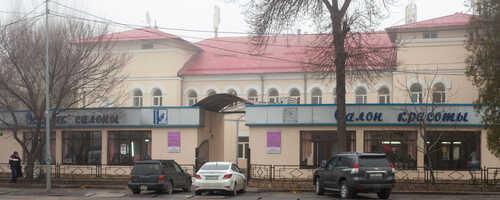 «Большая баня» в комплексе Макенов