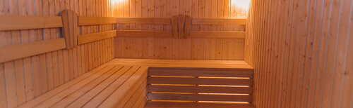 Восьмиместная сауна №1 в комплексе «Теремок» – фото 5
