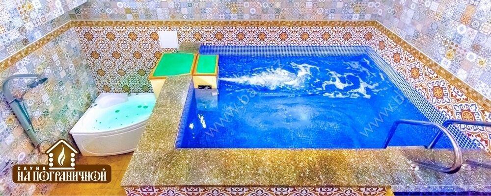 Турецкая VIP-баня в комплексе на Пограничной – фото 5