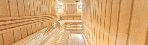 Восьмиместная сауна №2 в комплексе «Теремок» – фото 6