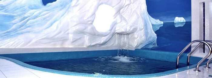 Vip-сауна «Лед»