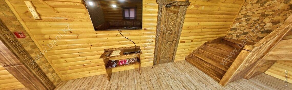 Сауна на 6 персон в гостевом доме «Избушка» – фото 3