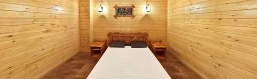Вторая сауна на 8 персон в гостевом доме «Избушка» – фото 2