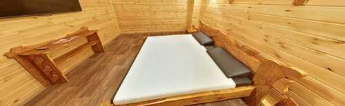 Вторая сауна на 8 персон в гостевом доме «Избушка» – фото 3