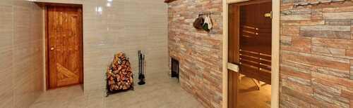 Вторая сауна на 8 персон в гостевом доме «Избушка» – фото 4