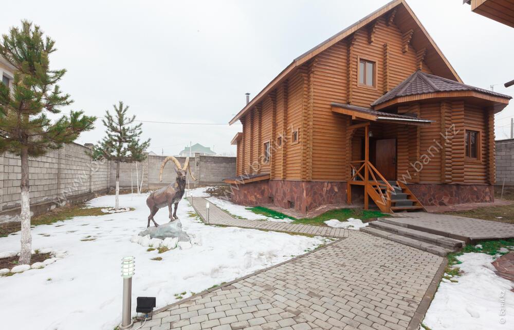 Баня №2 в комплексе «Кыргаулды» – Фото бани №2