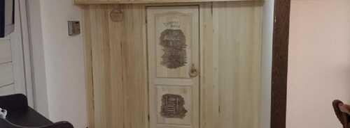 Кабина «Финская» в банном комплексе «ДОС» – фото 3