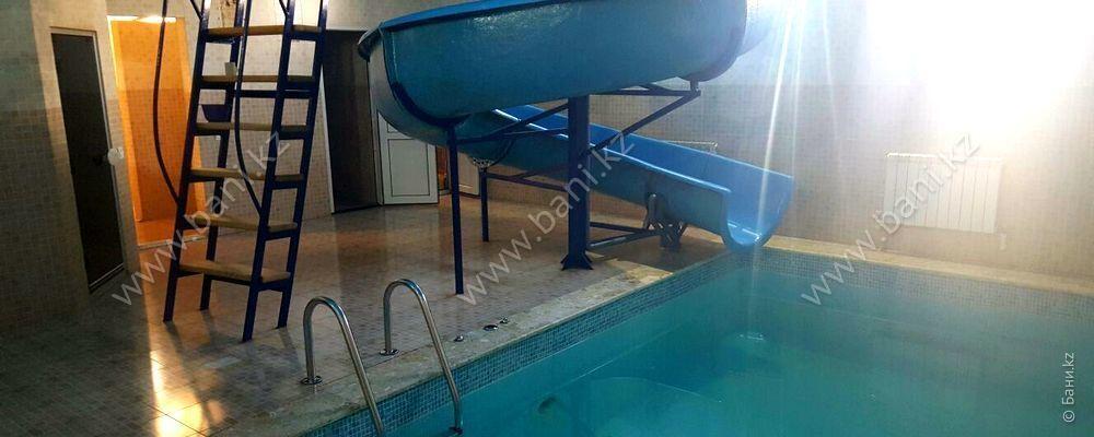 Финская сауна с басейном в банном комплексе «Усталый железнодорожник» – фото 2