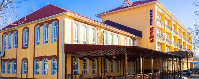 Гостиничный комплекс «Кема»