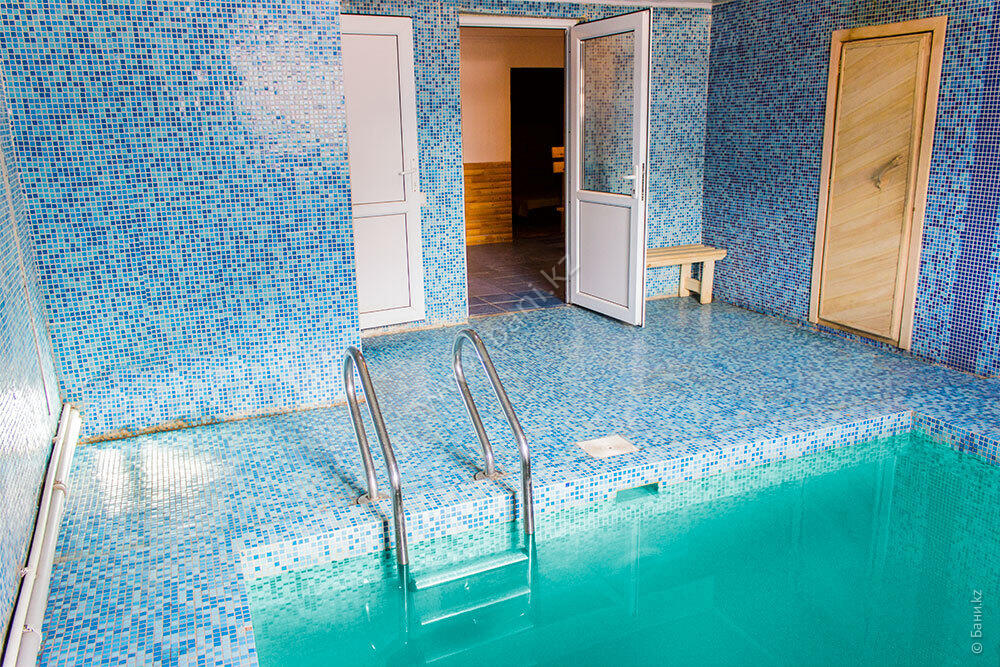 Сауна гостиничного комплекса Nuri – Сауна с хаммамом – фото 2
