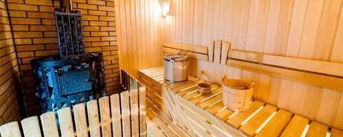 Баня с бассейном в банном комплексе «ТеремЪ»  – фото 2
