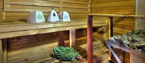 Сауна-студия в комплексе «На Крамского» – фото 2