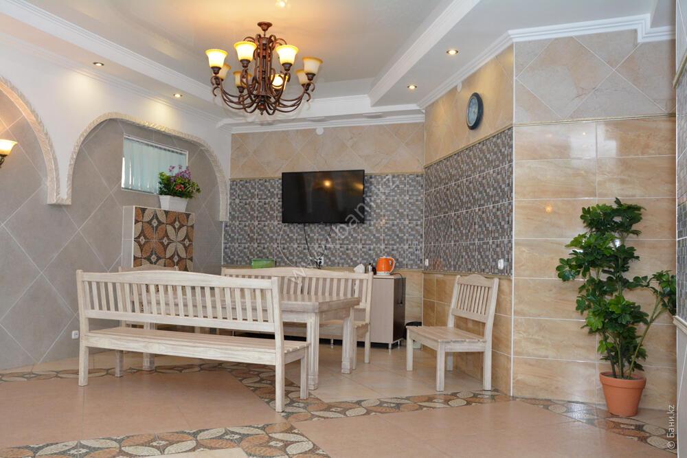 Сауна «Персия» в развлекательном комплексе «Халиф»  – Сауна Персия – фото 5