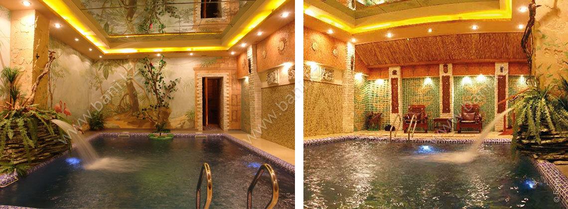 Русская баня в комплексе Fata Morgana – фото 2
