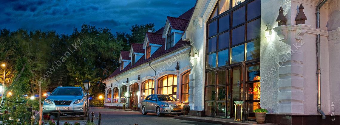 Сауна «Кузьма» в гостиничном комплексе «Мерей»