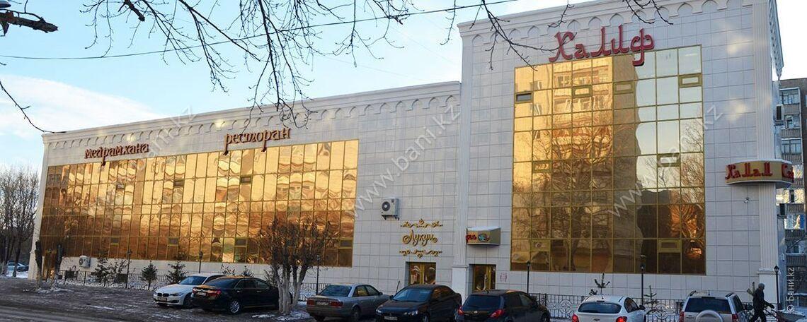 Сауна «Персия» в развлекательном комплексе «Халиф»
