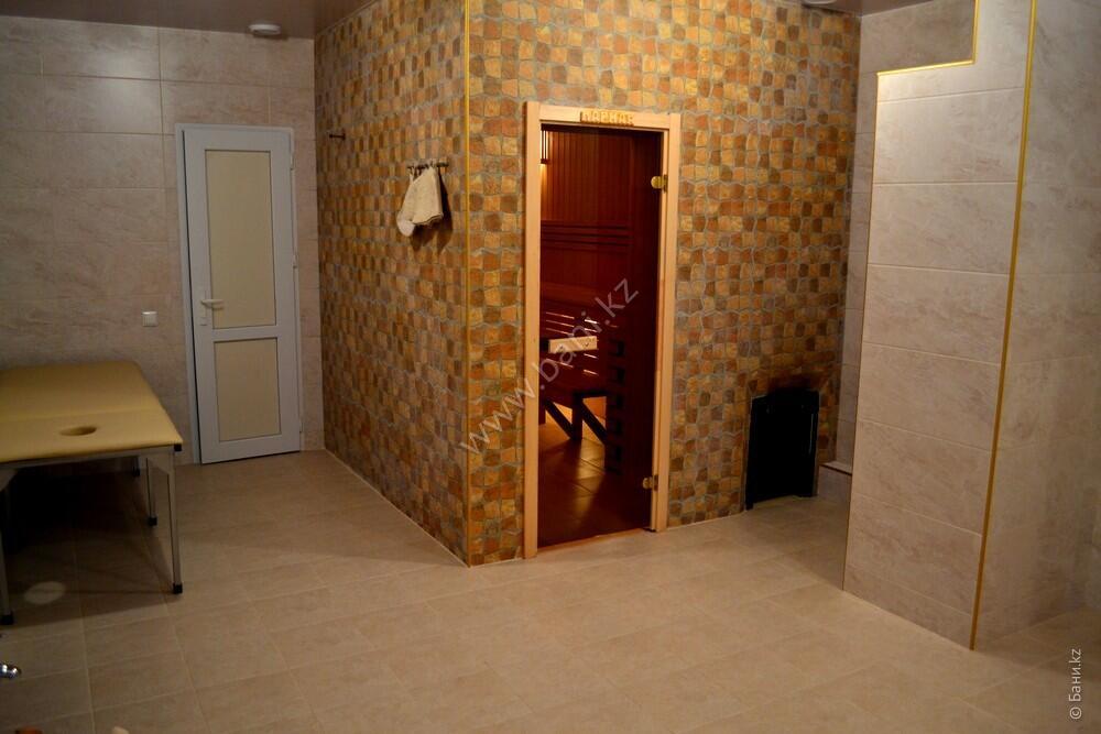Пятиместная сауна в комплексе «Хуторок» – Пятиместная сауна на дровах – фото 5