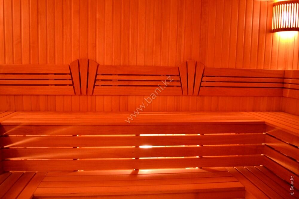VIP сауна на 12-20 персон в комплексе «Хуторок» – VIP сауна на дровах – фото 3