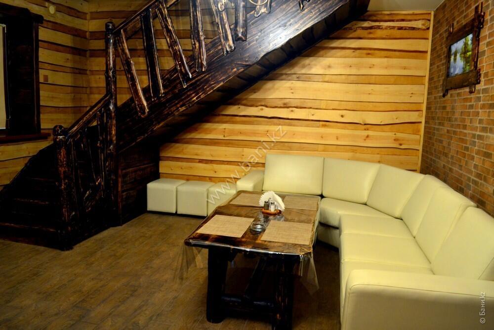 Восьмиместная сауна на дровах Хуторок – Восьмиместная сауна на дровах