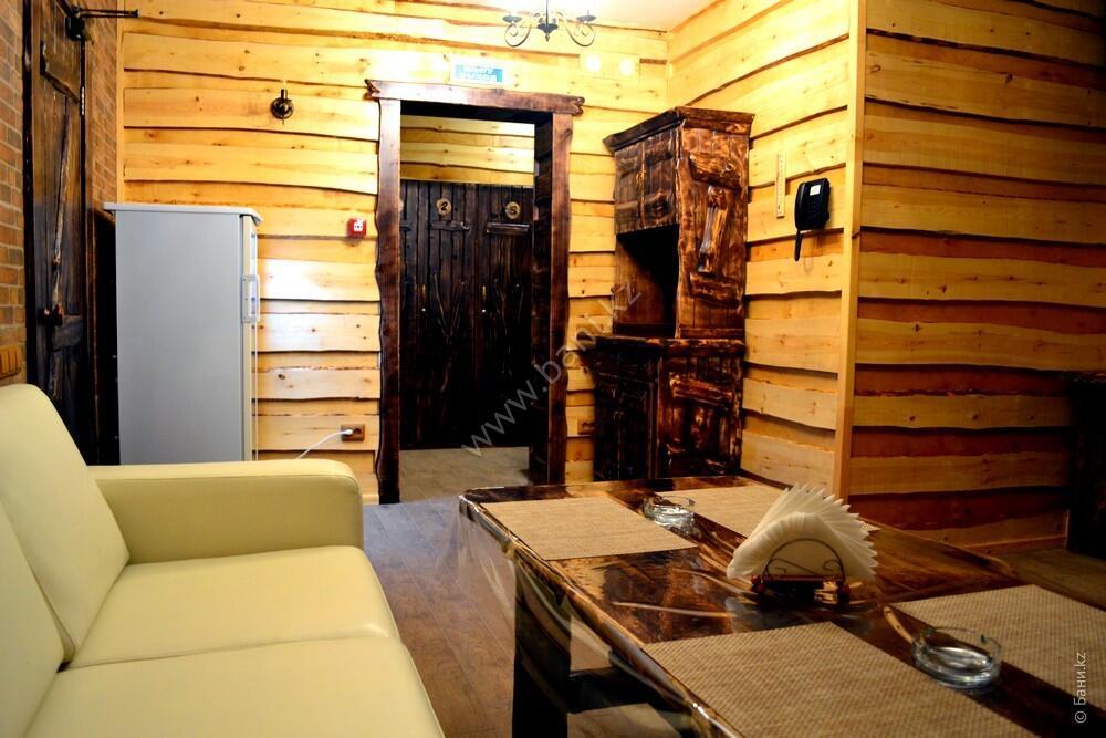 Восьмиместная сауна на дровах Хуторок – Восьмиместная сауна на дровах – фото 3