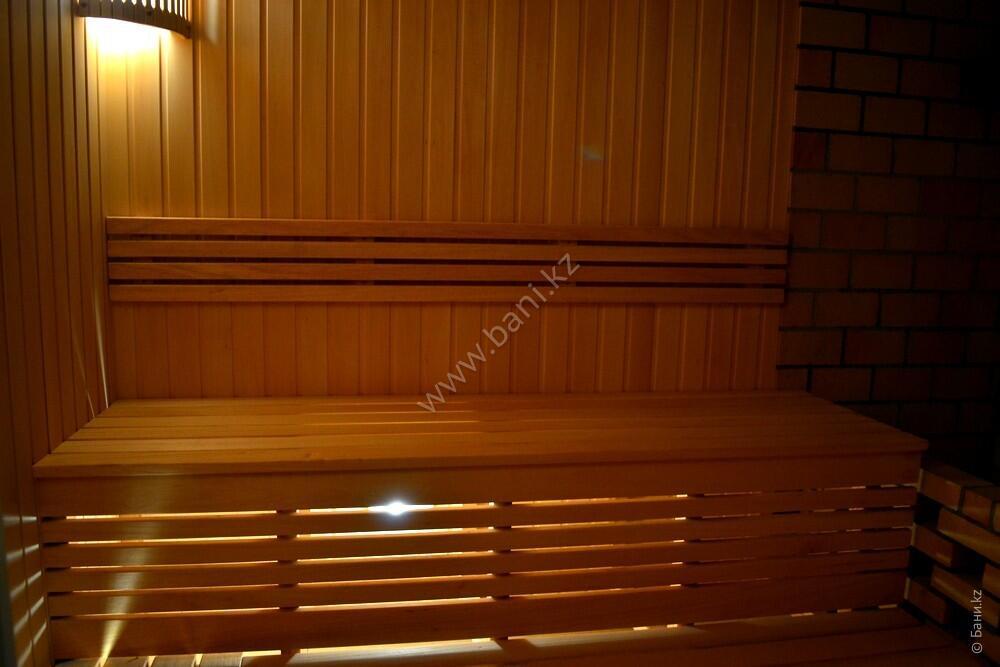 Восьмиместная сауна на дровах Хуторок – Восьмиместная сауна на дровах – фото 8
