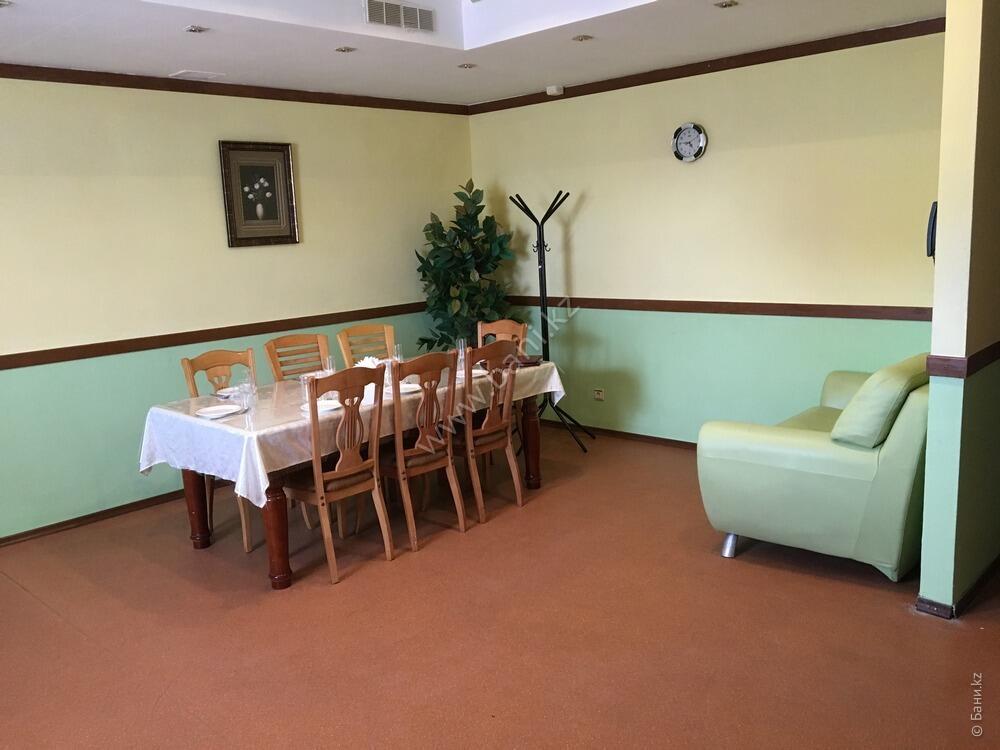 Восьмиместная сауна  в комплексе «Марал» – Восьмиместная сауна