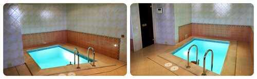 Восьмиместная сауна  в комплексе «Марал» – фото 2
