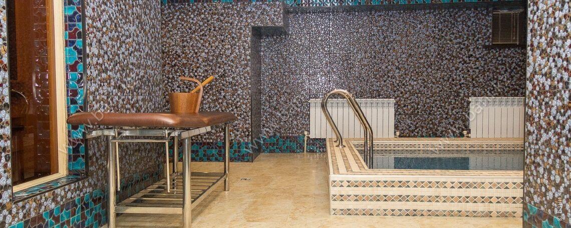 Восточная баня в комплексе Salut De Luxe – фото 5