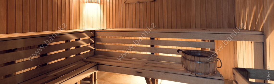 Vip отделение в бане AyKun