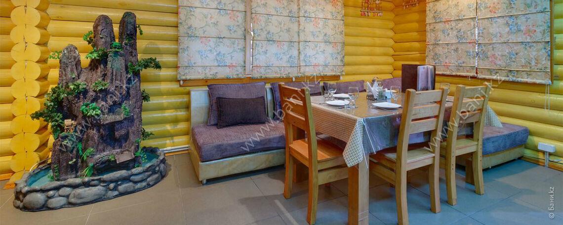 Малая сауна в комплексе «Хам Бит» – фото 5