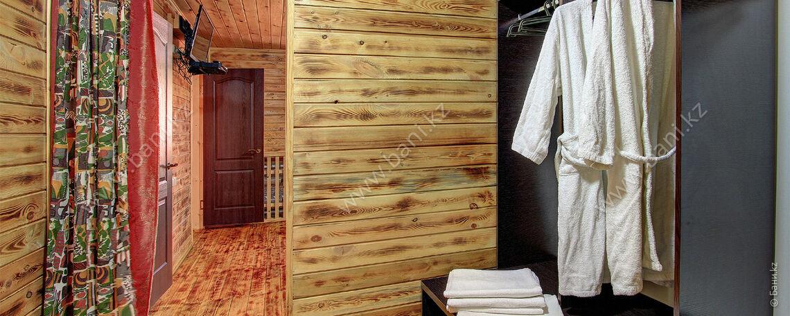 Средняя сауна в комплексе «На Крамского» – фото 6