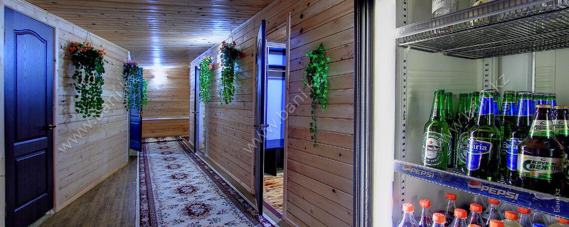 Средняя сауна в комплексе «На Крамского» – фото 7