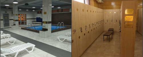 Мужской зал в бане TSARSKAYA – фото 7