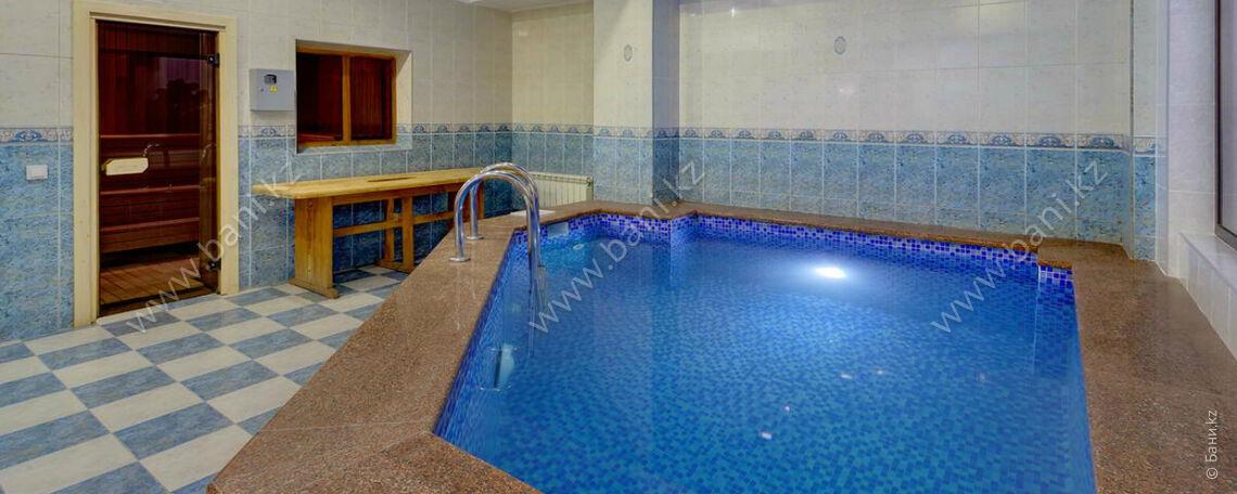 VIP sauna на Аль-Фараби – фото 2