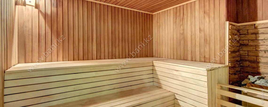 VIP sauna на Аль-Фараби – фото 3
