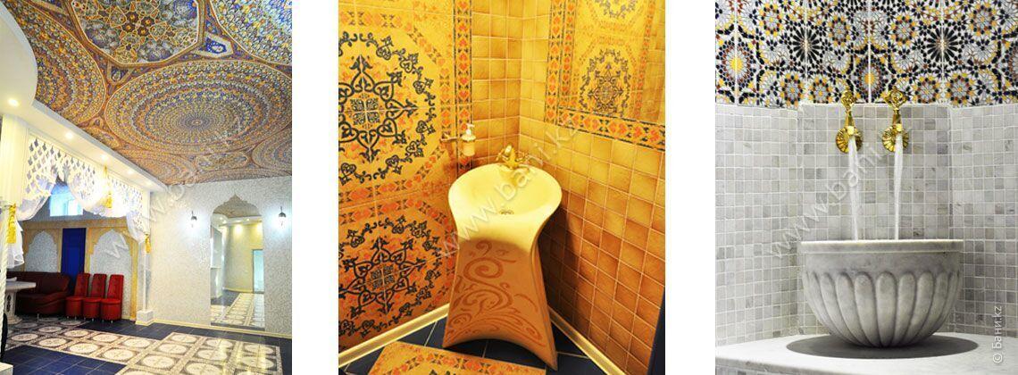 Марокканская баня с хамамом и русская баня в комплексе «Авторитет»  – фото 4